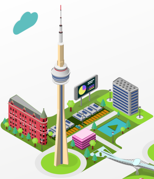 tech hub city